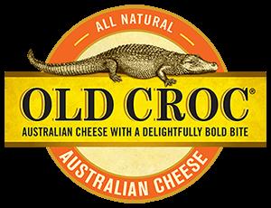 Old Croc Australian Retail Sharp Cheese